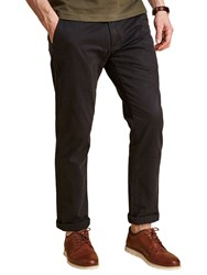Barbour Neuston Twill Trousers Blue