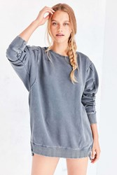 Silence And Noise Alexander Pullover Sweatshirt Blue
