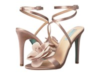 Blue By Betsey Johnson Terra Nude Shoes Beige
