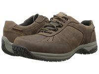 Dunham Lexington Mudguard Oxford Dark Brown Men's Lace Up Casual Shoes