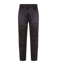 Tom Ford Sporty Cargo Trousers Black