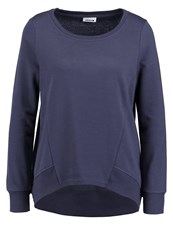 Noisy May Nmchristian Sweatshirt Ombre Blue