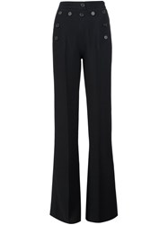 Derek Lam Flared Trousers Black