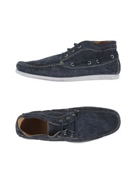 Gold Brothers Footwear High Tops And Trainers Men Blue