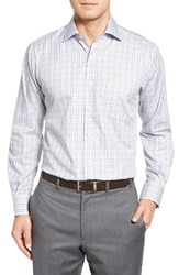 Peter Millar Men's Coastline Tattersall Sport Shirt