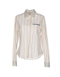Roy Rogers Roy Roger's Shirts Shirts Women Ivory