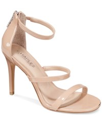 Charles By Charles David Ria Dress Sandals Women's Shoes Nude