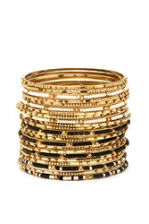 Forever 21 Beaded Bangle Set