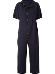G.V.G.V. Relaxed Jumpsuit Blue
