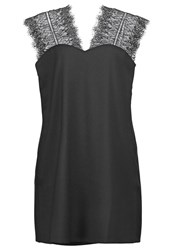 Teddy Smith Rana Summer Dress Noir Black