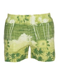 Jantzen Swim Trunks Light Green