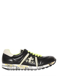 Premiata Lucy Leather Sneakers