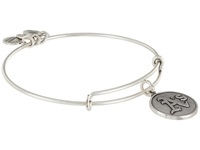 Alex And Ani Mlb Oakland Athletics Charm Bangle Rafaelian Silver Finish Bracelet