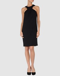 Stefano Mortari Dresses Short Dresses Women Black