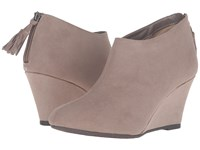 Chinese Laundry Dl Inviting Dark Taupe Women's Wedge Shoes