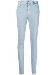 Versace Jeans Classic Skinny Fit Jeans Blue