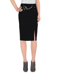 Moschino Cheap And Chic Moschino Cheapandchic 3 4 Length Skirts
