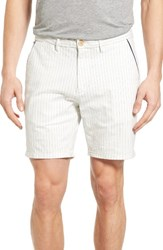 Scotch And Soda Men's Pinstripe Chino Shorts