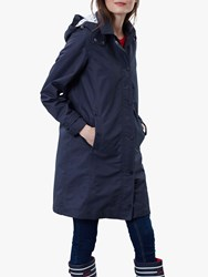 Joules Headland Raincoat Marine Blue