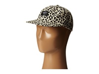 Obey Mallory Throwback Leopard Caps Animal Print