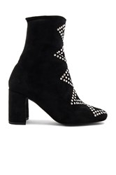 Jeffrey Campbell X Revolve Cienega Booties Black