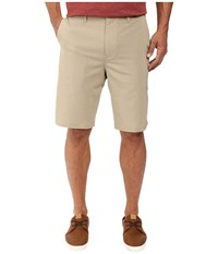 Hurley Dri Fit Heather Chino Khaki Men's Clothing