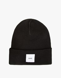 Oamc Watch Cap In Black