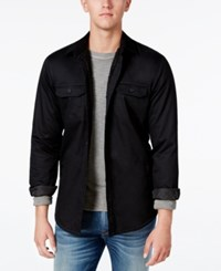 American Rag Men's Lined Jacket Only At Macy's Deep Black