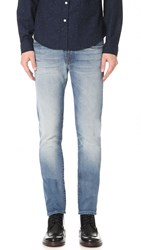 7 For All Mankind Paxtyn Slim Taper Jeans Mission Roads