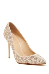 Imagine Vince Camuto Olivier Pointed Toe Pump White