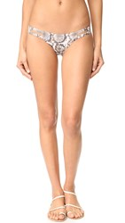 Vitamin A Neutra Hipster Bikini Bottoms Serpentine