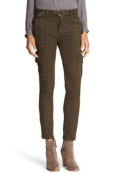 Joie Women's 'Surplus' Stretch Twill Skinny Cargo Pants