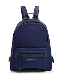 Longchamp Backpack Le Pliage Neo Small Navy