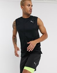 Puma Running Ignite Tank In Black