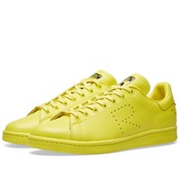 Raf Simons Adidas X Stan Smith Yellow