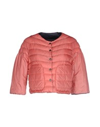 Alysi Coats And Jackets Down Jackets Women Pastel Pink