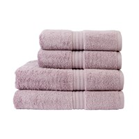 Christy Plush Towel Wisteria Bath Sheet