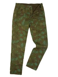 Realm And Empire Relaxed Fit Combat Trouser Military Green