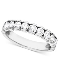 Macy's Diamond Wedding Band Ring In 14K White Gold 1 2 Ct. T.W.