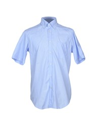 Ungaro Shirts Shirts Men Sky Blue