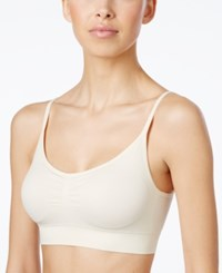 Jockey Seamless Crop Top Bra 2404 Sandy Shimmer
