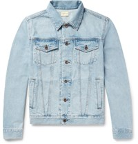Simon Miller Denim Jacket Light Blue