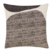 Tom Dixon Stitch Cushion Black And White