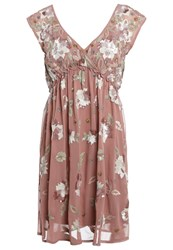 Miss Selfridge Cocktail Dress Party Dress Pink Rose