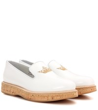 Church's Renee Leather Loafer White