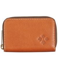 Patricia Nash Abri Coin Purse Tan