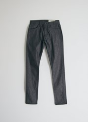 Rogue Territory Strong Taper Denim Jeans In Dark Indigo Size 30 100 Cotton