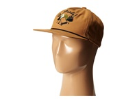 Coal The Great Outdoors Light Brown Baseball Caps Tan