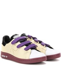 Raf Simons Stan Smith Comfort Leather Sneakers Multicoloured