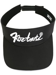 Ktz Embroidered Logo Visor Black